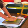 Thumbnail image for Kids classes in traditional paper-making