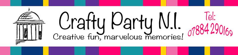pottery painting hen parties information now at crafty party northern ireland site