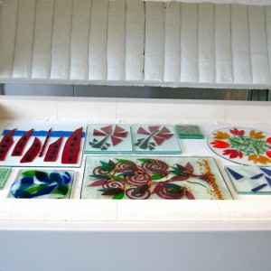 glass fusing class northern ireland
