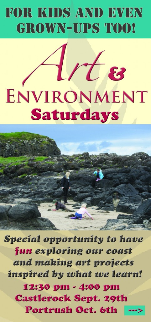 kids art and environment classes 2012 northern ireland