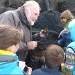 art & environment kids workshops northern ireland Castlerock and Portrush 2012